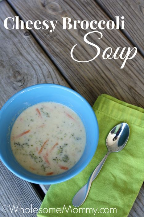 ... Soups! on Pinterest | Broccoli cheese soups, Cheesy broccoli soup and