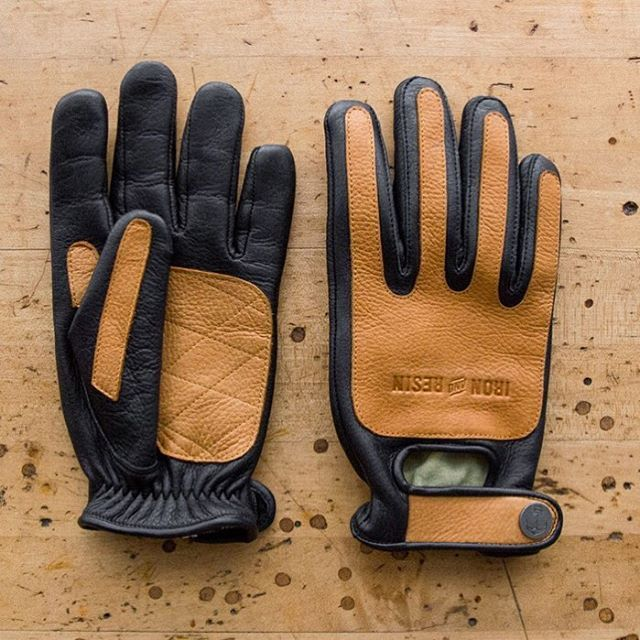 Our New Kevlar Lined Deer Hide Velocity Gloves Are Almost