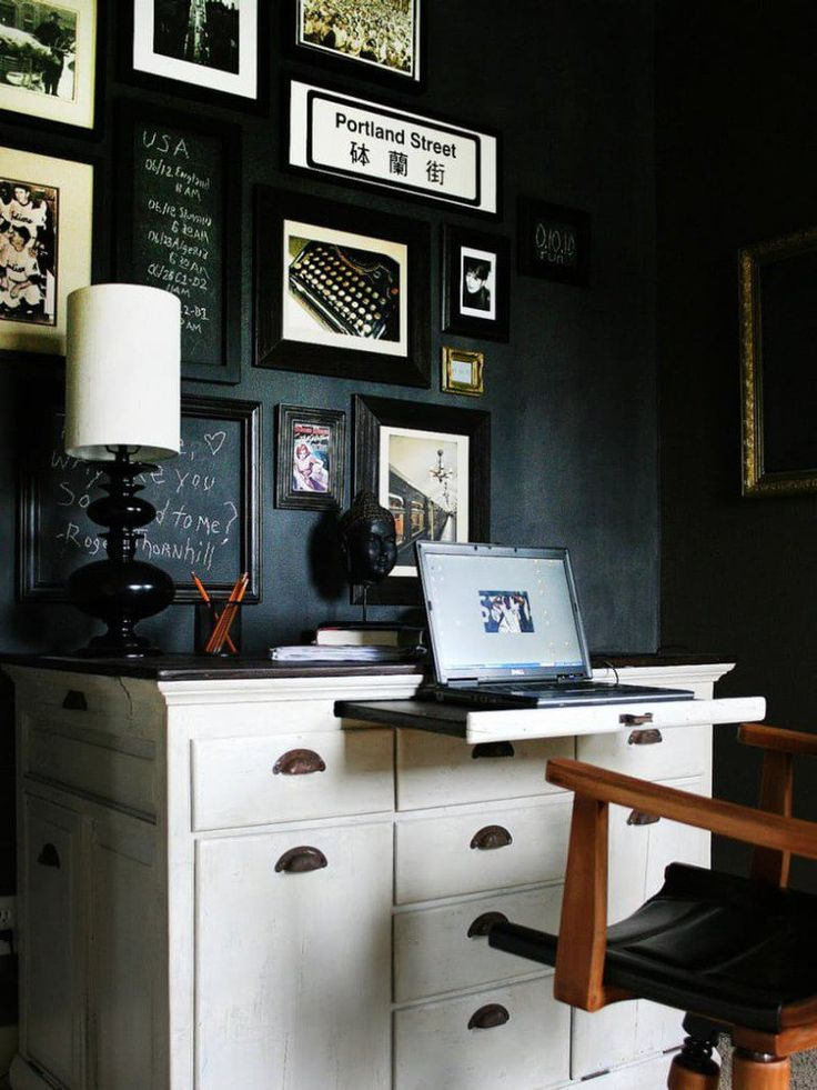 comoda-vintage-usada-de-escrivaninha-hgtv