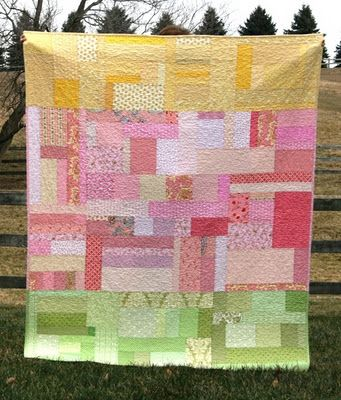 Love!Hands Sewing, Crazy Mom, Scrappy Quilt, Mom Quilt, Block Quilt, Lazy Summer Day, Scrap Quilt, Colors Quilt, Quilt Pattern