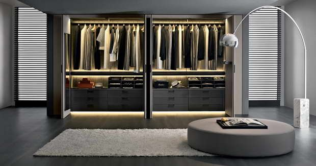Fitted wardrobes!