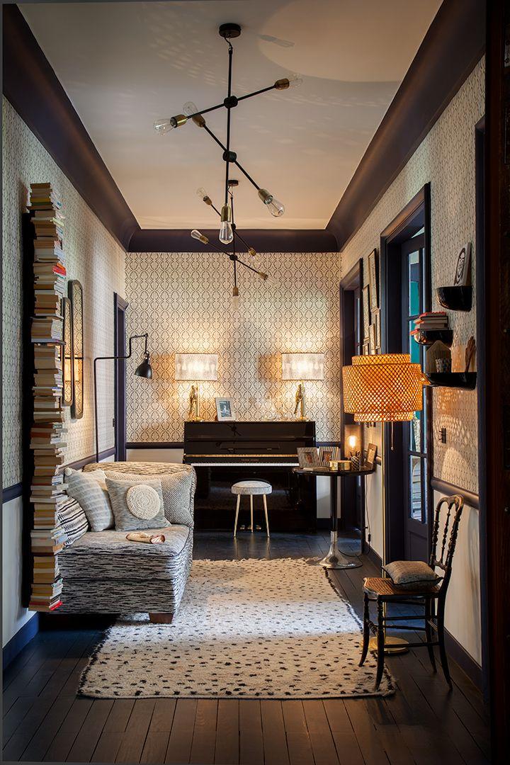 The Most Beautiful Living Rooms In Paris Beautiful