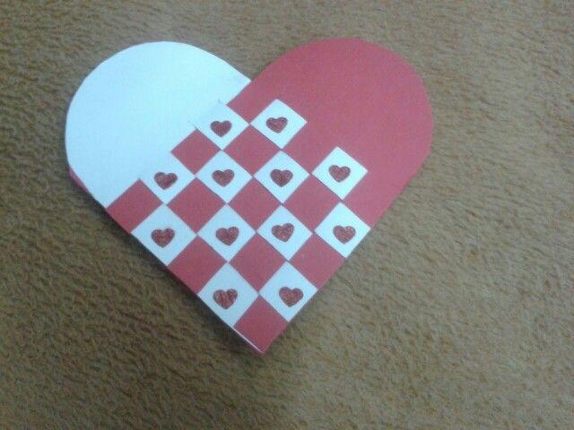 Handmade card..