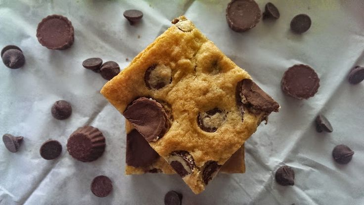 Chocolate cookie bars, Baking chocolate and Milk on Pinterest