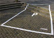 Jeep: parking space | Creative Criminals