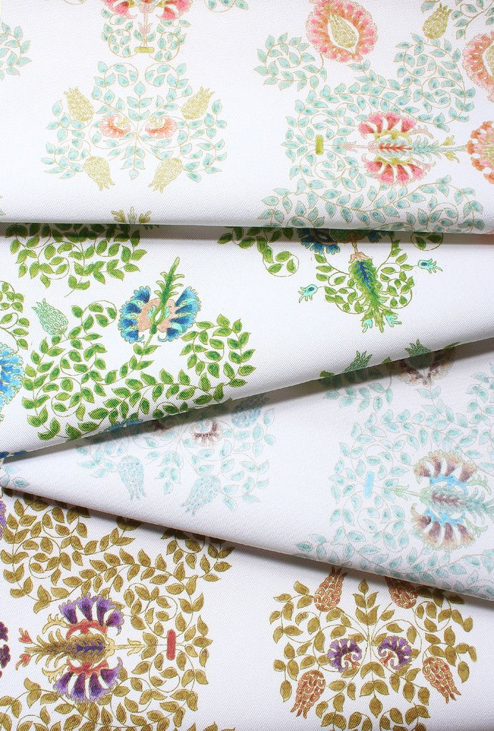 Thessaly : Thessaly Printed Fabric