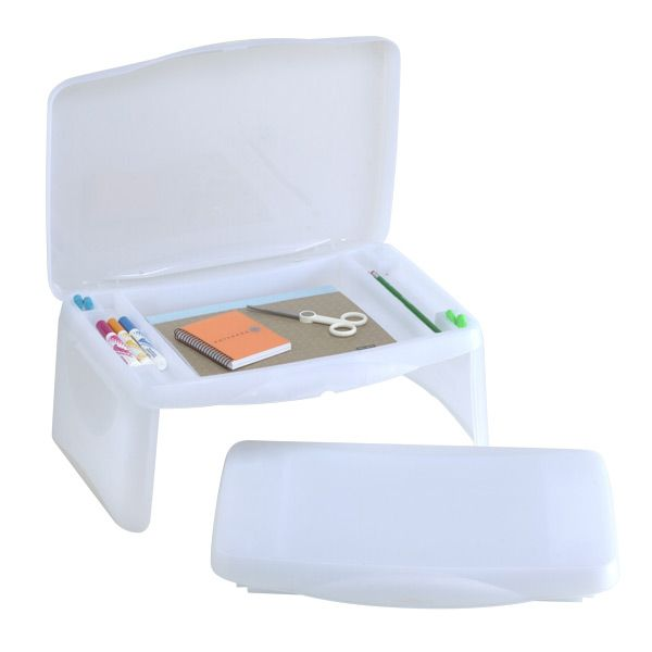 For A to use in the car >> The Container Store > SmartLap Lap Desk24 99 Smartlap, Hands Sewing, Gift Ideas, Kids Ideas, Road Trips, Lap Desks, Kids Organic, Roads Trips, Hands Piece
