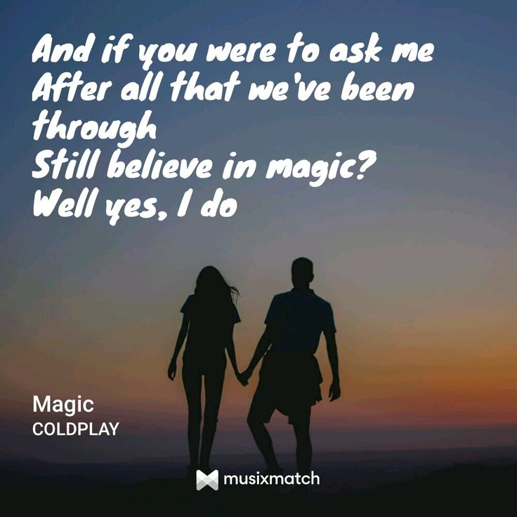 Lyric mc magic girl i love you lyrics : Best 25+ Magic coldplay lyrics ideas on Pinterest | Coldplay magic ...