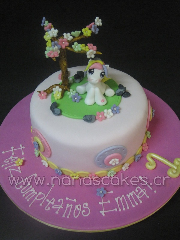 my little pony cakes pictures | ... Imagenes De Little Pet Shop Wallpapers Real Madrid Cake on Pinterest