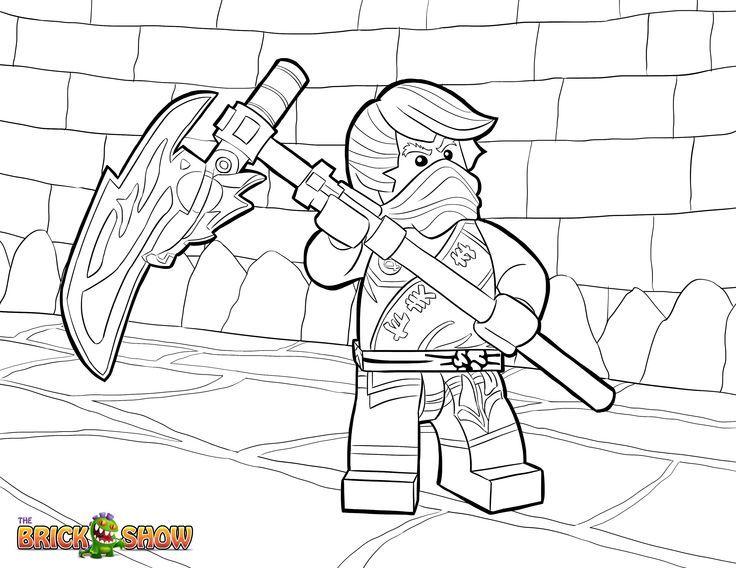 les dessins de lego ninjago 25