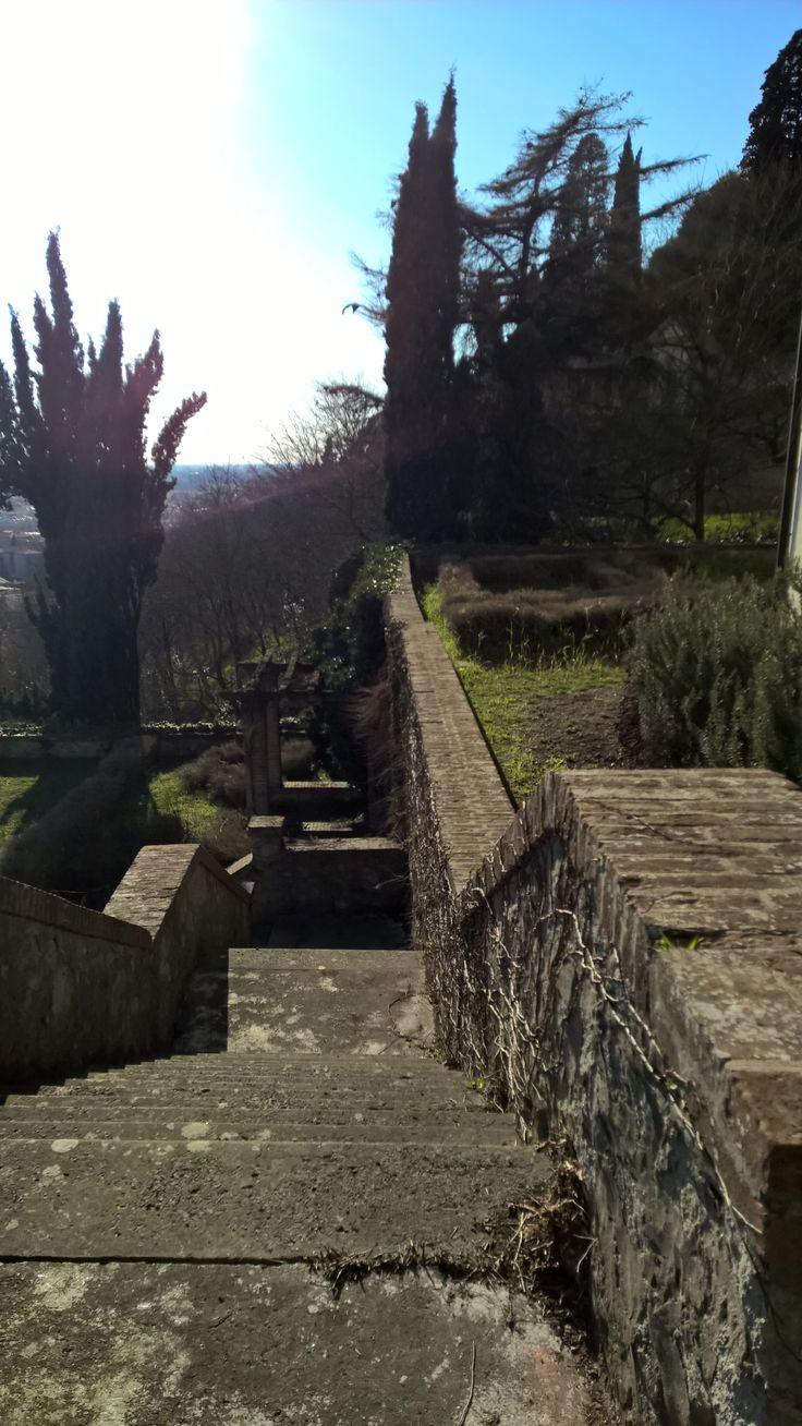 Giardino Villa Duodo, Monselice