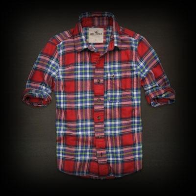 Hollister メンズ シャツ ホリスター Clobberstones Flannel Shirt シャツ-アバクロ 通販 ショップ #ITShop