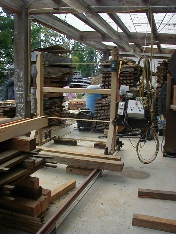 4-stroke chainsaw mill - Pirate4x4.Com : 4x4 and Off-Road Forum