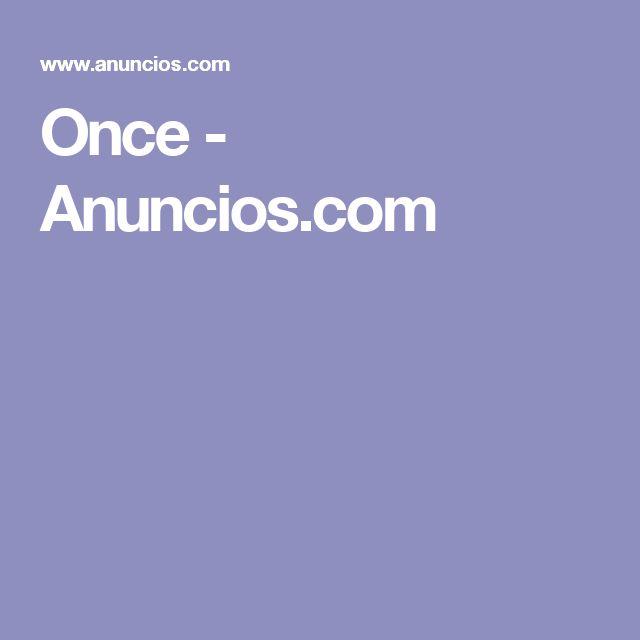 Once - Anuncios.com