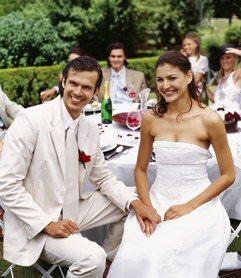 Les mariés trouveront-ils les points communs? - Jeu des points communs : Le jeu des points communs à un mariage