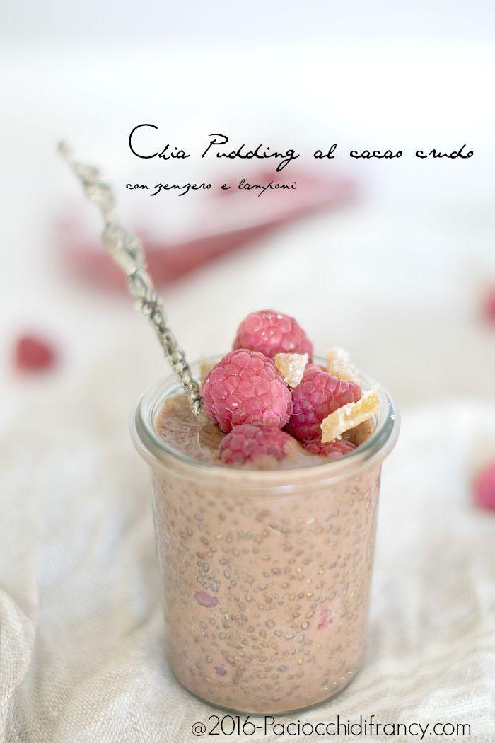 Paciocchi di Francy: Chia pudding per Taste&More
