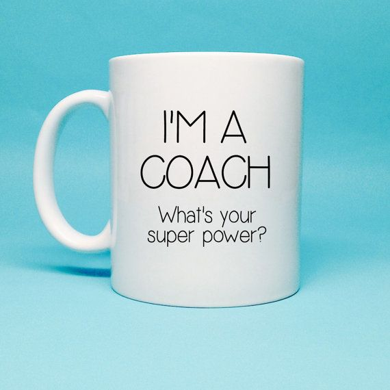 Christmas Gift  Gift For Coach  Coach Birthday by TheCoffeeCorner