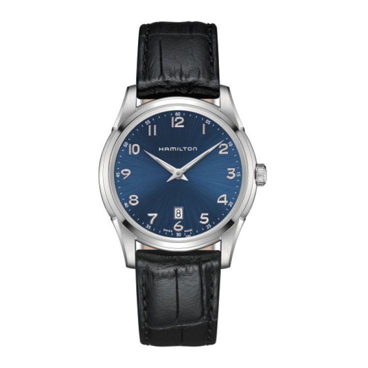 Reloj hamilton jazzmaster thinline quartz h38511743