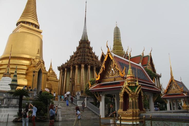 Palacio Real, Bangkok, Thailand
