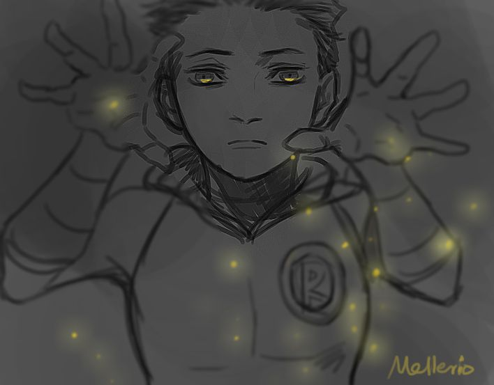 Those Fireflies: Damian Wayne
