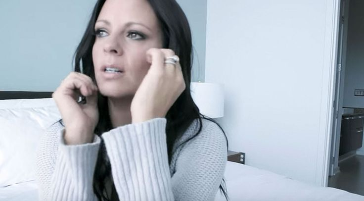 Country Music Lyrics - Quotes - Songs Sara evans - Emotional Sara Evans Talks Devastating Heartbreak In 'A Little Bit Stronger' - Youtube Music Videos http://countryrebel.com/blogs/videos/emotional-sara-evans-talks-devastating-heartbreak-in-a-little-bit-stronger