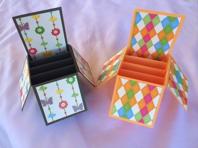 The Cricut Lovers Guide to Design Studio: Free Box card ...