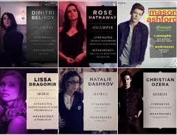Resultado de imagen para vampire academy libros 2014
