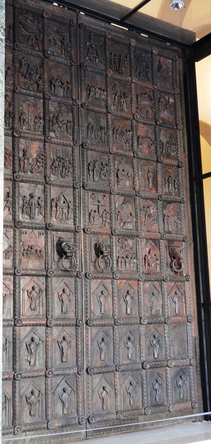 Oltre 25 fantastiche idee su porte antiche su pinterest - Di trani porte ...