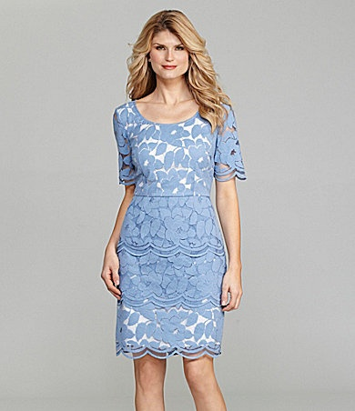 Aerie lace shimmy dress plus