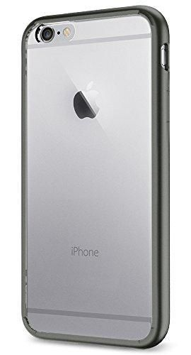 Spigen Ultra Hybrid iPhone 6 Case with Air Cushion Technology and Hybrid Drop Protection for iPhone 6S / iPhone 6 - Gunmetal
