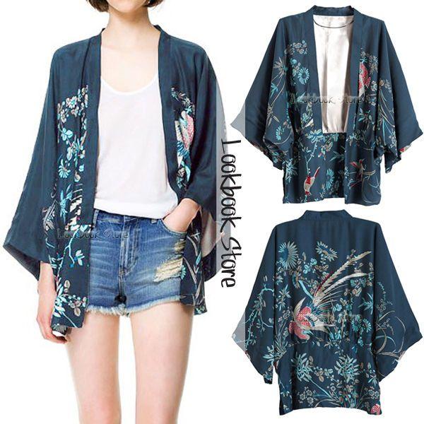 15 best Kimonos images on Pinterest