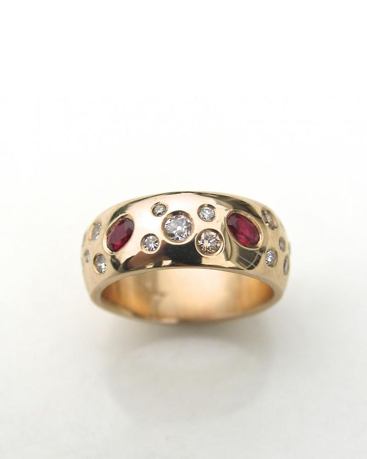 Hand Crafted Wedding Rings: 17 Best Images About Rings And Jewels On Pinterest
