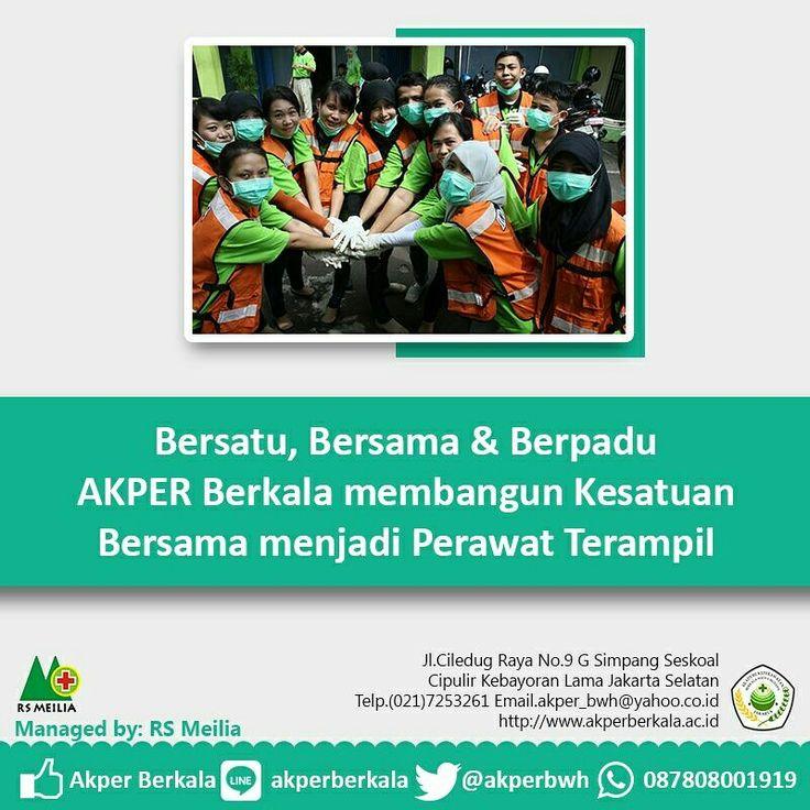 Gak sabar jd PERAWAT HEBAT? Ke AKPER BERKALA aja • • #akper #akademi #keperawatan #akperberkala #cibubur #depok #cileungsi #bekasi #bogor #tangerang #jakarta #indonesia #mahasiswa #kampus #kuliah #perawat #nakes #nurse #profesi