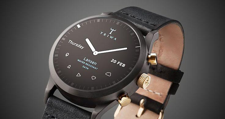 """Wunderschönes Apple iWatch / Smartwatch Konzept! - http://apfeleimer.de/2014/03/wunderschoenes-apple-iwatch-smartwatch-konzept - Die Apple iWatch wird vielleicht """"nur"""" ein Fitness-Armband doch das hier gezeigte klassisch angehauchte Konzept einer Smartwatch kann uns überzeugen. Schlicht und wunderschön zeigt der Designer Gábor Balogh seine Idee einer Smartwatch und schafft es, die beiden Welten &#..."""