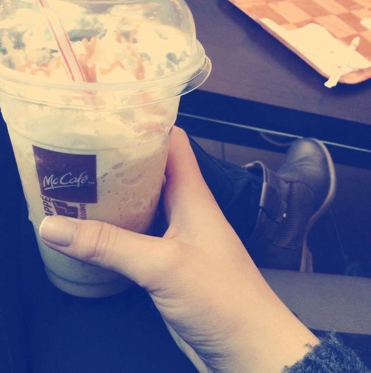 Frappe Coffee McDonals
