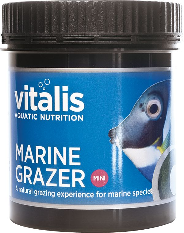 New product listed on our store! Vitalis Marine Mi... Check it out here! http://www.freshnmarine.com/products/vitalis-marine-mini-grazer-110g?utm_campaign=social_autopilot&utm_source=pin&utm_medium=pin