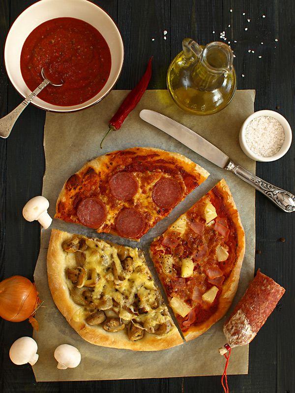 Pizza - przepis na ciasto | Sklep AleDobre.pl