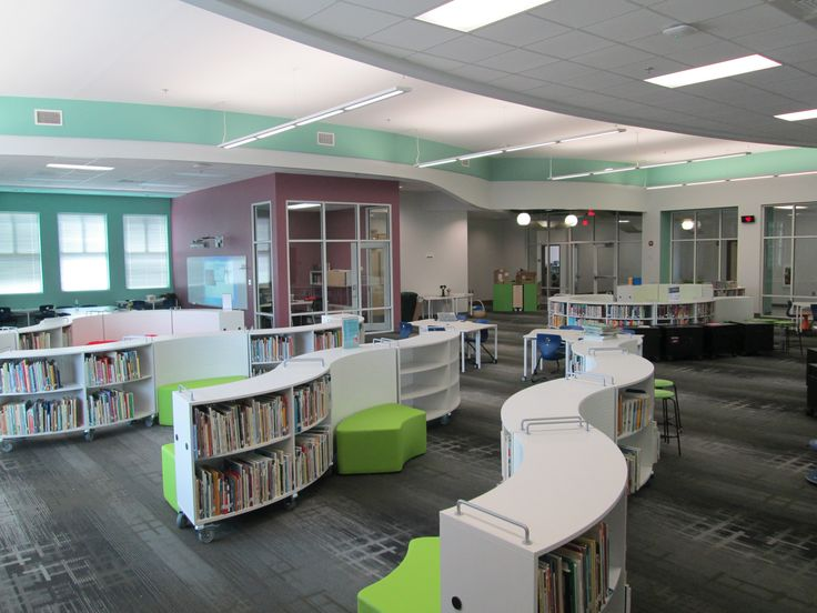 17 Best images about Elementary Library Design on ...