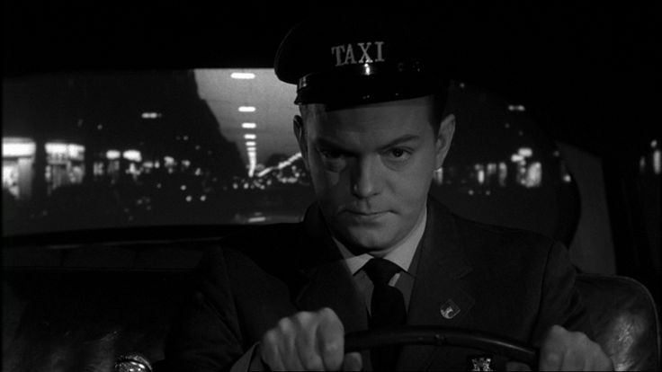 som taxachaufføren Ib Nielsen, i En ven i bolignøden fra 1965.