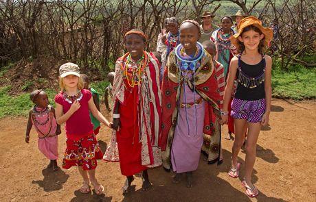 PRIVATE FAMILY SAFARI - KENYA