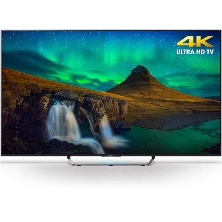Sony XBR-55X850C - 55-Inch 3D 4K Ultra HD Smart Android LED HDTV #Sony