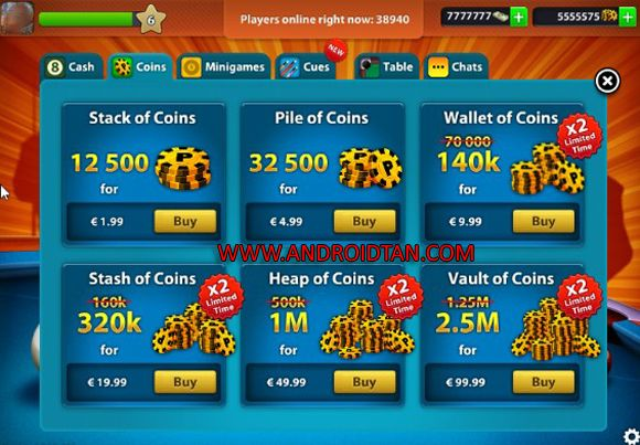 8 ball pool mod apk unlimited coins and cash download for android