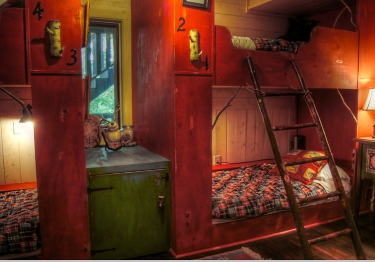 111 Best Images About Bunkbeds On Pinterest Built In