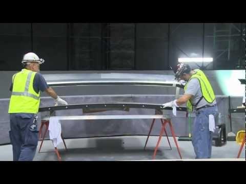 SeaWorld Orlando's TurtleTrek Webisode 2: Dome Construction