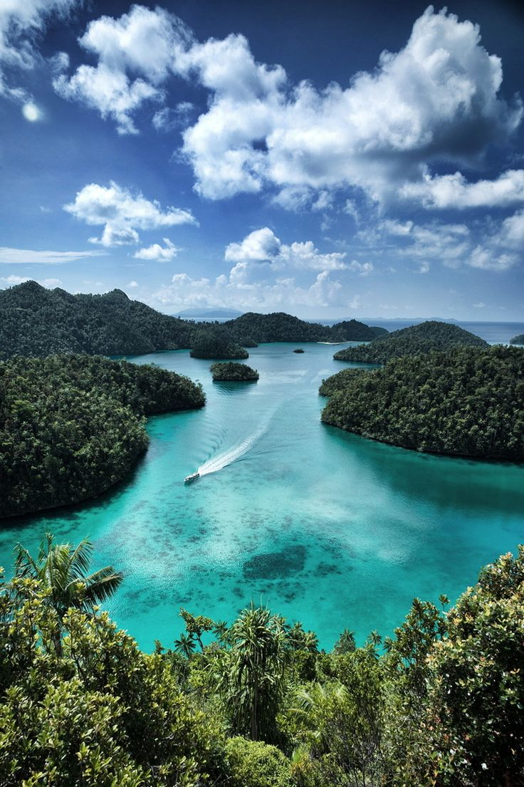 Another Piece of Raja Ampat, Papua, Indonesia