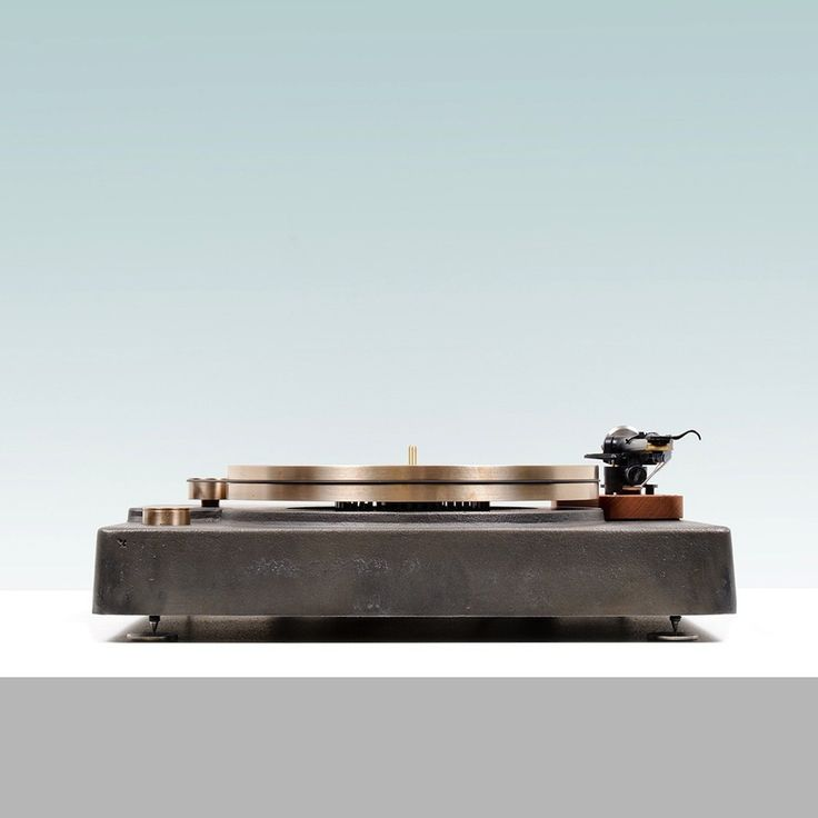 This state-of-the-art cast-iron turntable is one of the most beautiful we've ever seen - The Vinyl FactoryThe Vinyl Factory