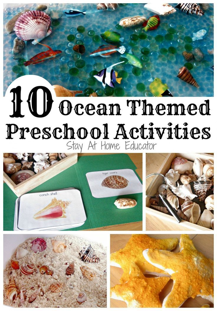 preschool ocean theme 24 best and sea themed toddler activities images on 906