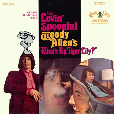"""The Lovin' Spoonful - In Woody Allen's """"What's Up, Tiger Lily?"""": buy LP, Album at Discogs"""