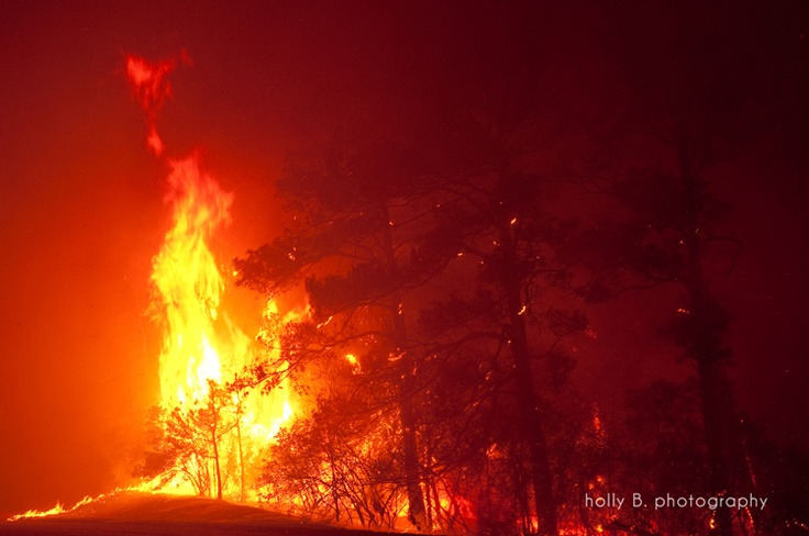 Bastrop Texas Fire Sept 6, 2011
