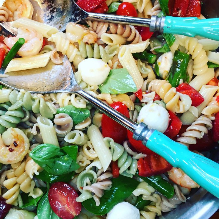 21 Day Fix Pasta Salad!